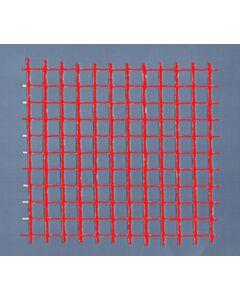 INTEX Non-Adhesive Red Mesh 125 mm x 50 m