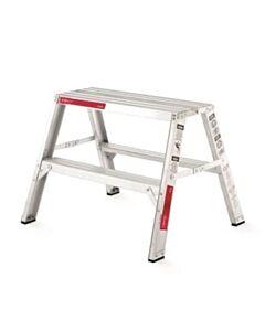 iQuip Aluminium folding ladder 600 mm