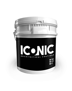 ICONIC TOP COAT TEXTURE 2LT SAMPLE PAIL