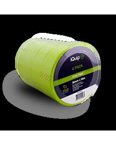 4 Pack iQuip Envo Tape 36 mm x 50 m