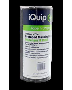 iQuip Window Masking Film Dispenser 2700mm x 17m