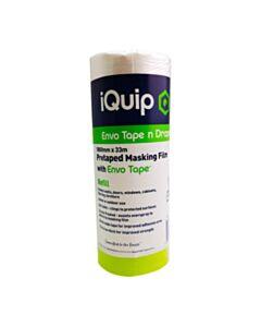 iQuip Window Masking Envo Film Refill 1800mm x 33m