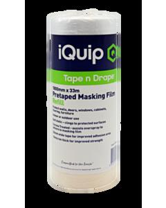 iQuip Window Masking Film Refill 1800 mm x 33 m