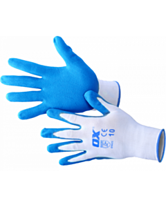 Ox Nitrile Gloves 5 Pack Size 10 OX S484610